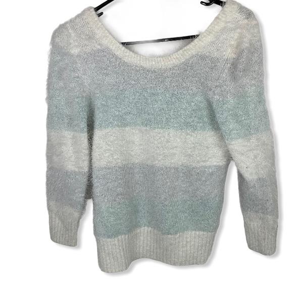 Vneck soft sweater